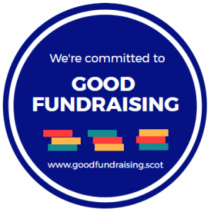Fundraising Guarantee Logo - Full Colour Image